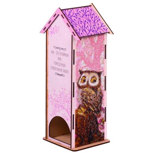 Купить Гранни Алмазная мозаика Совушка (w0006) 12x28x10 см, Алмазная вышивка