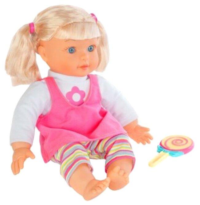 Интерактивная кукла Mary Poppins Алена Я учу части тела 36 см 451055
