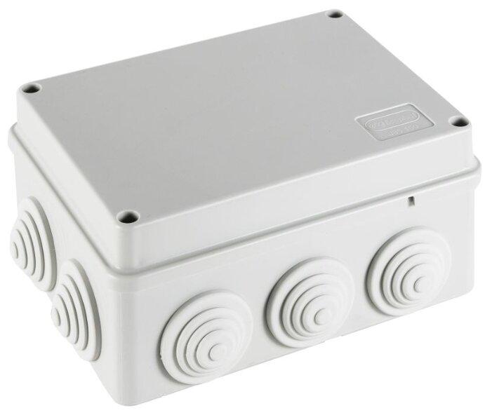 Распределительная коробка Ecoplast JBS150 наружный монтаж 150x110 мм