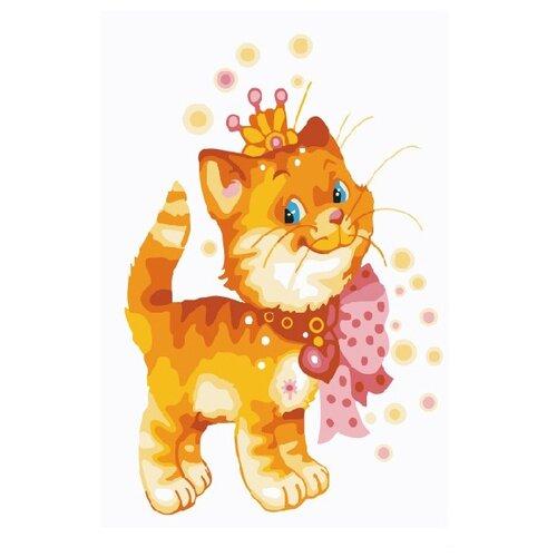 Купить Molly Картина по номерам Королева красоты 20х30 см (KH0263), Картины по номерам и контурам