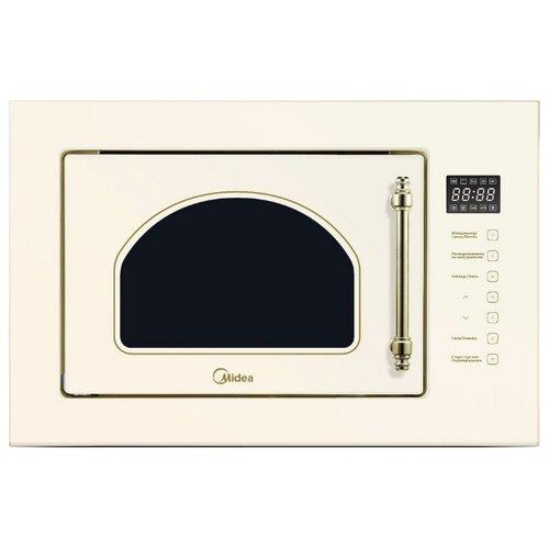Микроволновая печь встраиваемая Midea MI9252RGI-B встраиваемая микроволновая печь midea mi9251rgi b