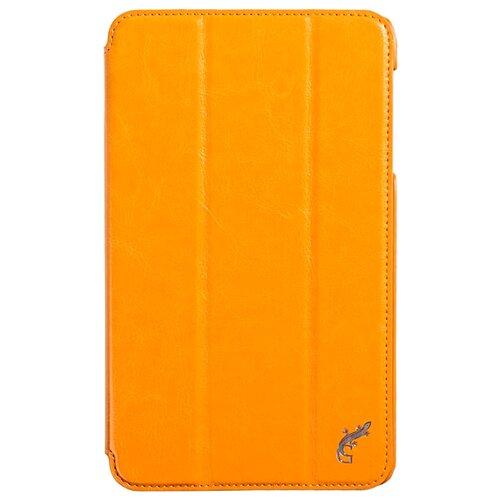 Чехол G-Case Slim Premium для Samsung Galaxy Tab 4 8.0 оранжевый чехол g case slim premium для samsung galaxy tab 4 7 0 белый