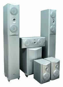 Комплект акустики BBK Echo Series