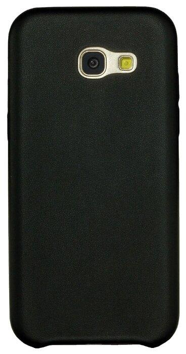 Купить Чехол-накладка G-Case Slim Premium для Samsung Galaxy A5 (2017) SM-A520F (накладка) черный по низкой цене с доставкой из Яндекс.Маркета (бывший Беру)
