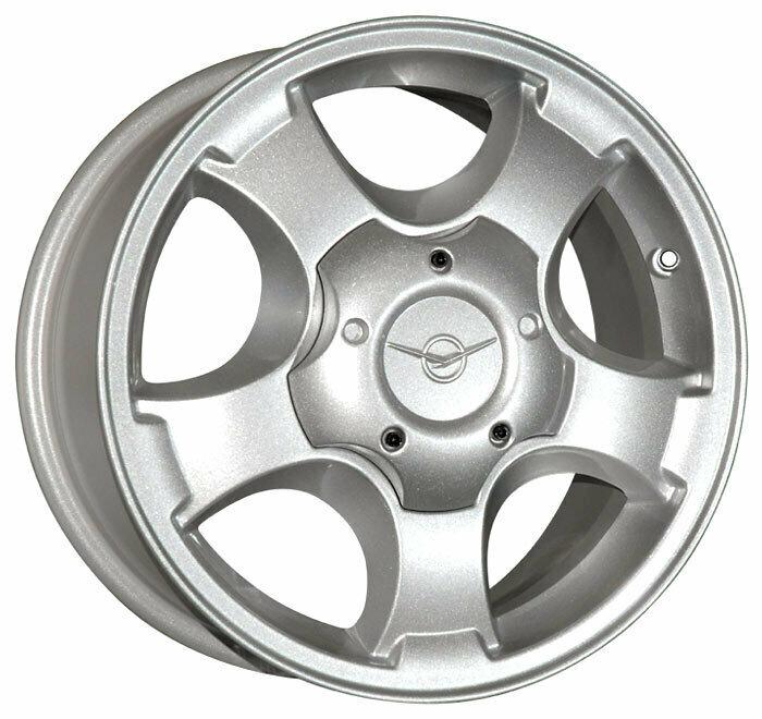 Колесный диск K&K УАЗ 7x16/5x139.7 D108.5 ET35