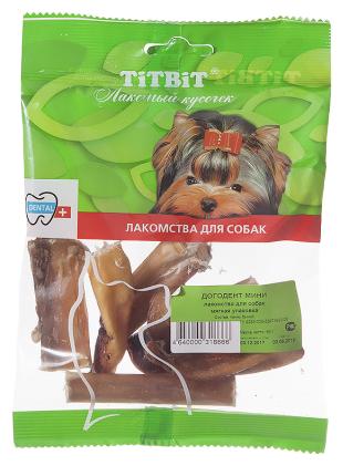 Лакомство для собак Titbit Догодент мини