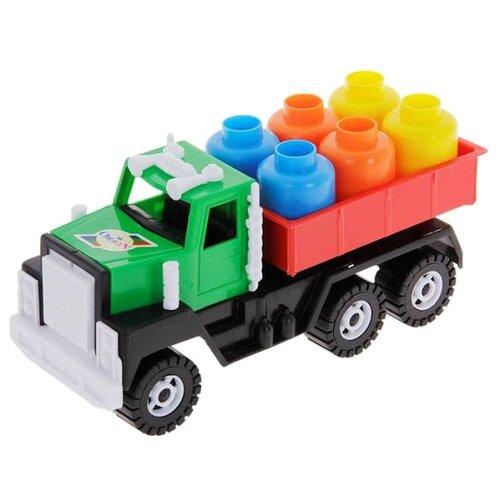 Купить Грузовик Orion Toys Камакс-Н Пропан (153) 22 см, Машинки и техника