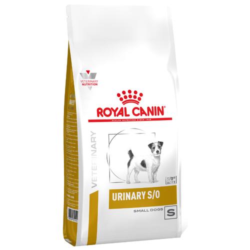 Фото - Сухой корм для собак Royal Canin Urinary S/O USD 20 при мочекаменной болезни 1.5 кг (для мелких пород) корм для собак royal canin 1 кг mini urinary care