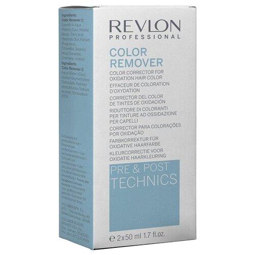 Revlon Professional средство для коррекции уровня красителя Color Remover