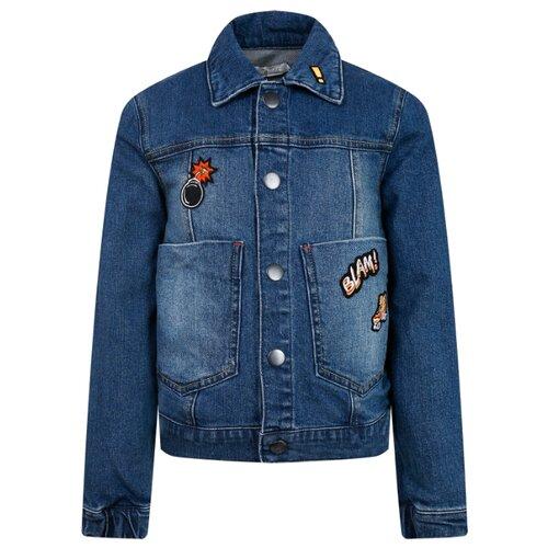 Куртка BILLYBANDIT V26132 размер 104, синий, Куртки и пуховики  - купить со скидкой