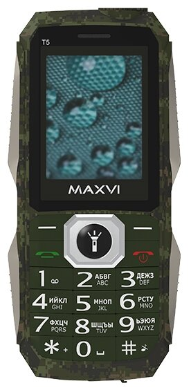 MAXVI Телефон MAXVI T5