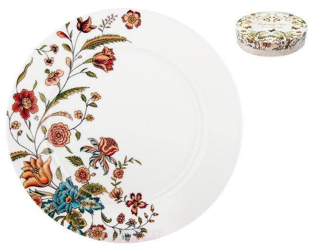 Коралл Набор десертных тарелок Butterfly Flora 19 см 4 шт