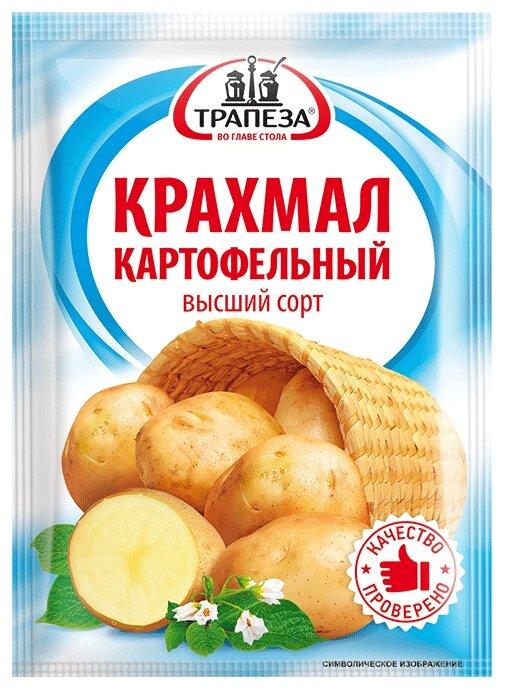 Трапеза Крахмал картофельный