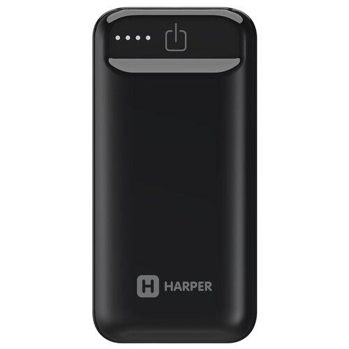 цена на Аккумулятор HARPER PB-2605 черный