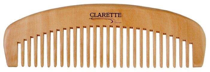 Clarette Расческа гребень деревянная CWC 483