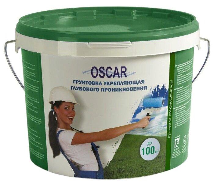 Грунтовка Oscar укрепляющая глубокого проникновения (10 кг)