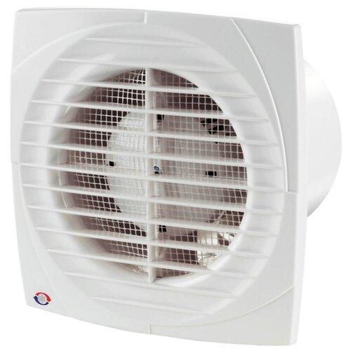 Вытяжной вентилятор VENTS 125 ДВ, белый 16 Вт