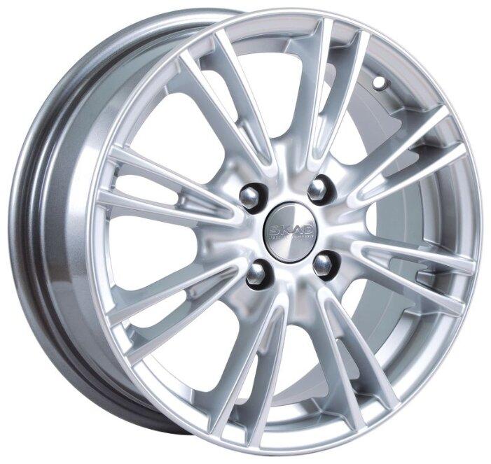 Колесный диск SKAD Пантера 5.5x14/4x100 D67.1 ET45 Селена