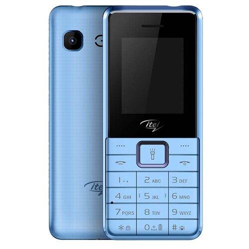 Телефон Itel it5606 голубой телефон