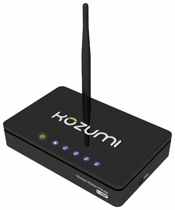 Wi-Fi роутер Kozumi K-1550NR