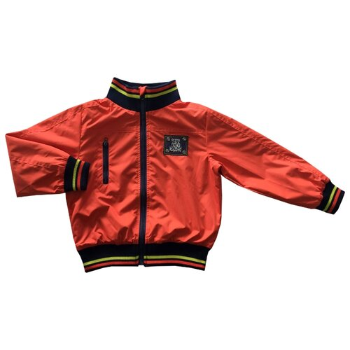 Ветровка V-Baby 51-006 размер 104, оранжевыйКуртки и пуховики<br>