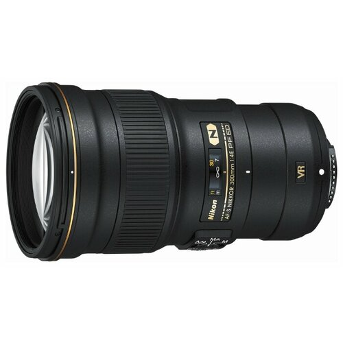 Фото - Объектив Nikon 300mm f/4E PF ED VR AF-S Nikkor объектив nikon af s nikkor 500mm f 5 6e pf ed vr