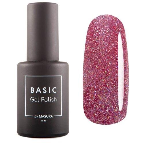 Купить Гель-лак для ногтей Masura Basic, 11 мл, Валентин