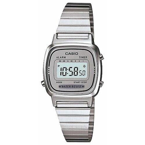 цена Наручные часы CASIO LA-670WEA-7E онлайн в 2017 году