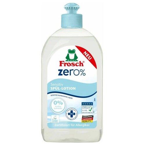 Frosch Средство для мытья посуды Zero% 0.5 лДля мытья посуды<br>
