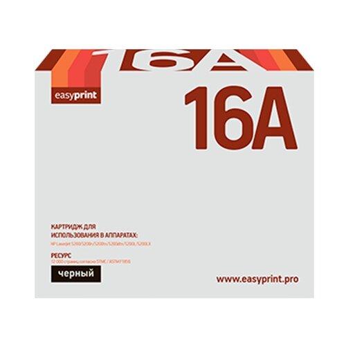 Фото - Картридж EasyPrint LH-16A, совместимый картридж easyprint lh 530