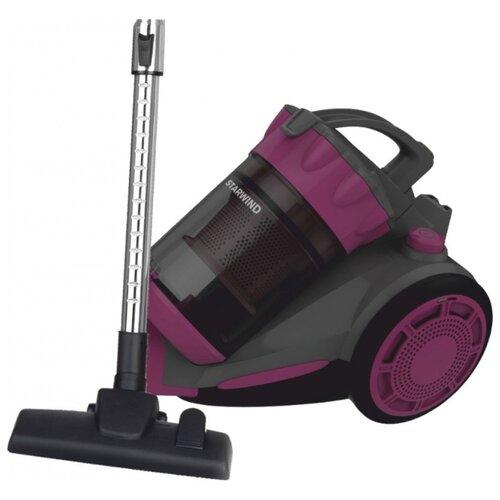 Пылесос STARWIND SCV2030 фиолетовый/черный