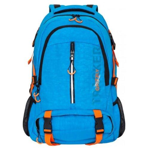 Рюкзак Grizzly RQ-905-1 30 лазурный рюкзак grizzly rq 905 1