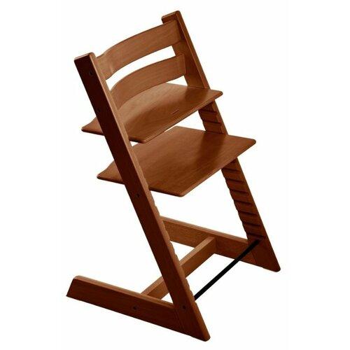 Купить Растущий стульчик Stokke Tripp Trapp из бука, грецкий орех, Стульчики для кормления