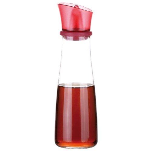 Tescoma Емкость для уксуса Vitamino 250 мл розовый/прозрачныйСолонки, перечницы и емкости для специй<br>