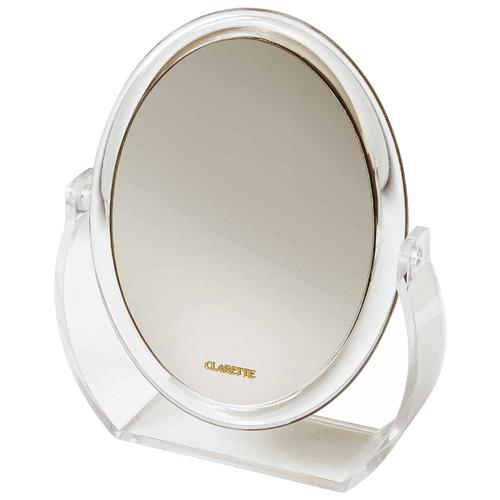 Зеркало косметическое настольное Clarette CCZ 094 прозрачный