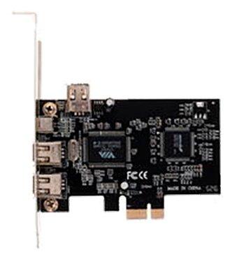 FireWare контроллер ESPADA PCIe1394a