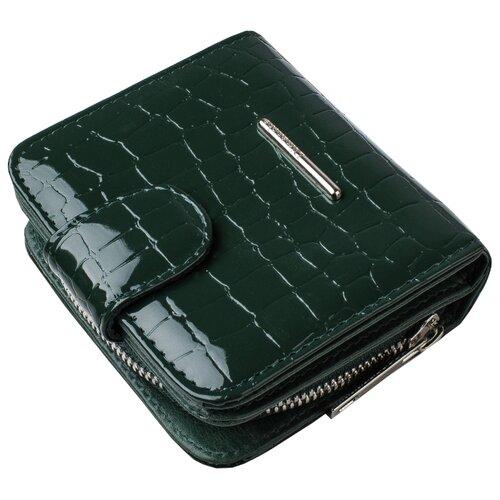 Кошелек Dimanche 31095/654, натуральная кожа зеленый рюкзак dimanche dimanche di042bwbzyt0