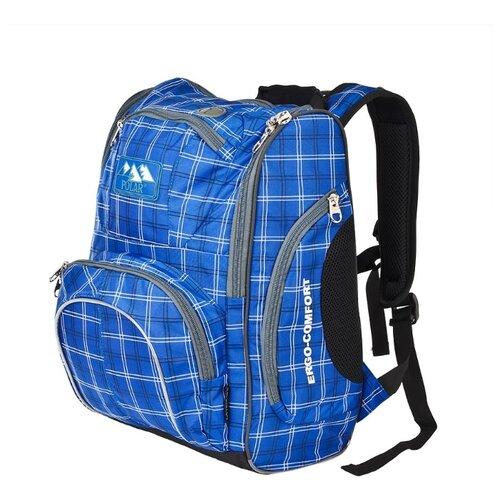 Купить POLAR Рюкзак П3065А синий, Рюкзаки, ранцы