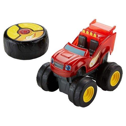 Машинка Fisher-Price Blaze Racing Вспыш (DPP91) красныйРадиоуправляемые игрушки<br>