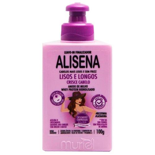 Muriel ALISENA несмываемый крем для роста и гладкости волос, 100 г