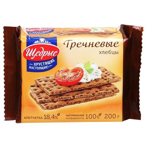 Хлебцы гречневые Щедрые 200 г
