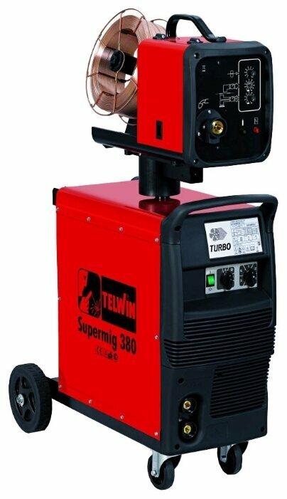 Сварочный аппарат Telwin SUPERMIG 380 (MIG/MAG)