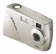 Фотоаппарат Agfa ePhoto CL30