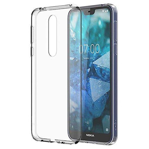 Чехол Gosso 197503 для Nokia 7.1 (2018) прозрачный
