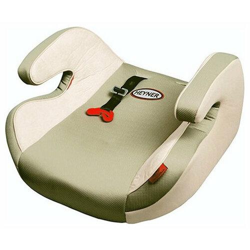 Бустер группа 2/3 (15-36 кг) Heyner SafeUp XL Comfort, Summer Beige автокресло группа 1 2 3 9 36 кг heyner multifix ergo 3d summer beige