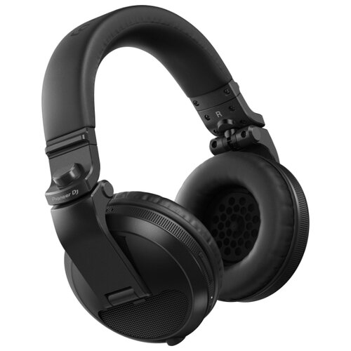 Беспроводные наушники Pioneer DJ HDJ-X5BT-K black pioneer hdj 700 k