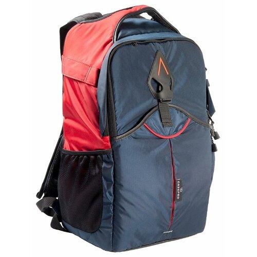 Фото - Рюкзак для фотокамеры GreenBean Vertex 02 синий/красный/черный рюкзак для фотокамеры kenko sanctuary 320 черный