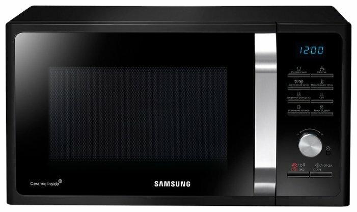 Микроволновая печь Samsung MS23F302TQK — купить по выгодной цене на Яндекс.Маркете