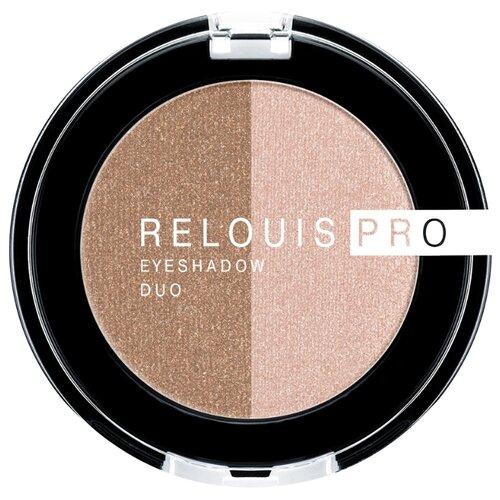 Relouis Pro Eyeshadow Duo 111