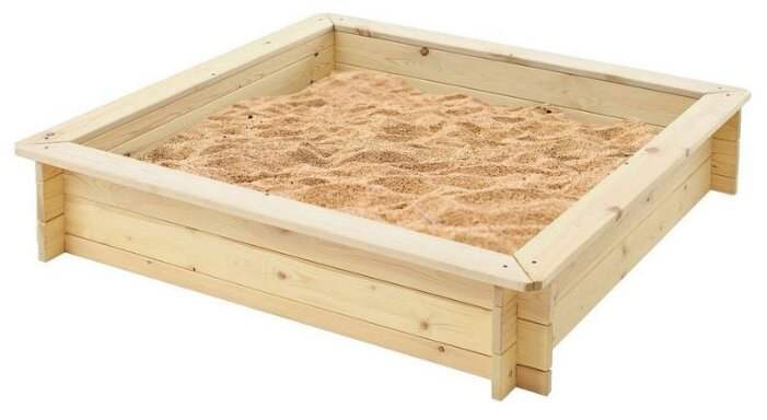 Paremo Песочница деревянная Синдбад